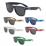 Metallic Colored Sunglasses